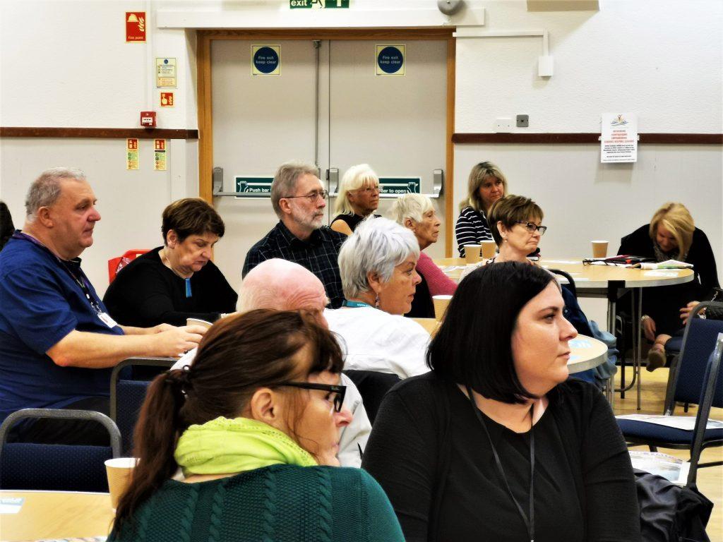 irvine Seniors meeting on Isolation and Loneliness