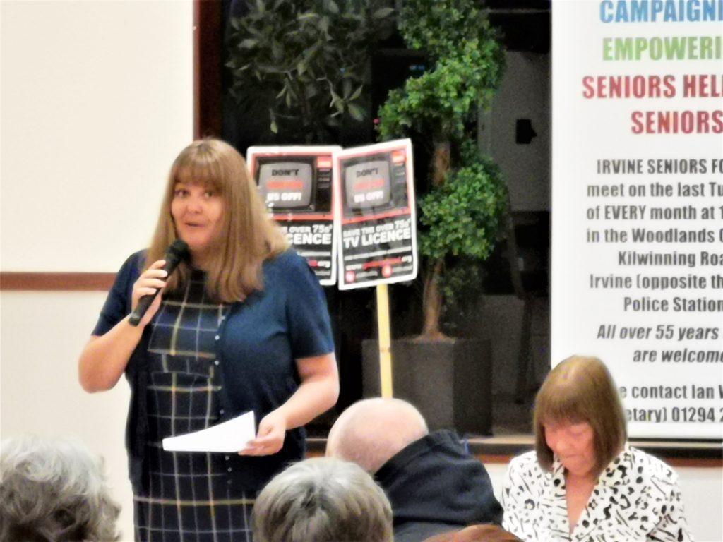 Irvine Seniors meeting on Loneliness and Isolation